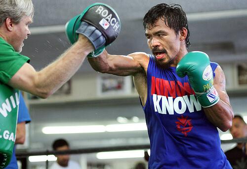 この画像は、サイトの記事「ボクシング トレーニング パッキャオ ネットや口コミで話題 YouTube注目無料視聴動画ご紹介!」のイメージ写真画像として利用しています。