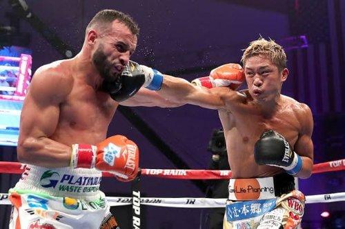このイメージ画像は、このサイト記事「ボクシング世界戦 日本人 おすすめ動画&人気YouTubeランキングまとめ!」のアイキャッチ画像として利用しています。